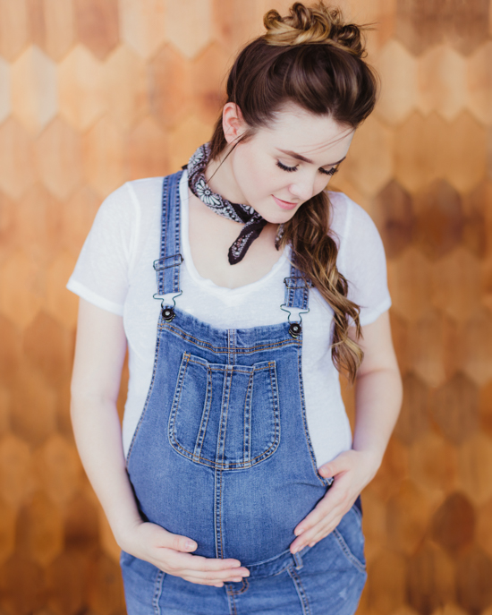 maternity overalls Houston